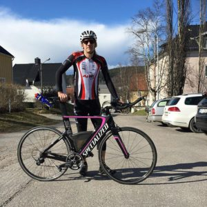 Heading out for a ride in the sun. #ironmantri #ironmantraining #specialized #sportson #alnöraceteam Källa: Instagram